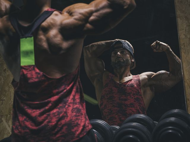 entrenamiento de bíceps