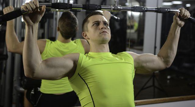 entrenamiento de espalda