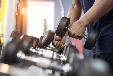 Bodybuilding and Weight-lifting