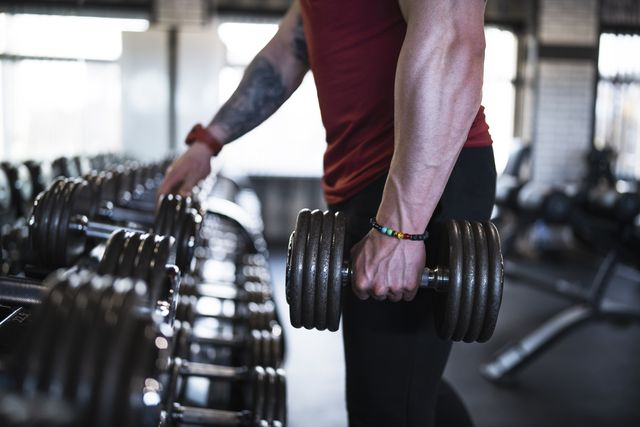 bodybuilding and weight lifting