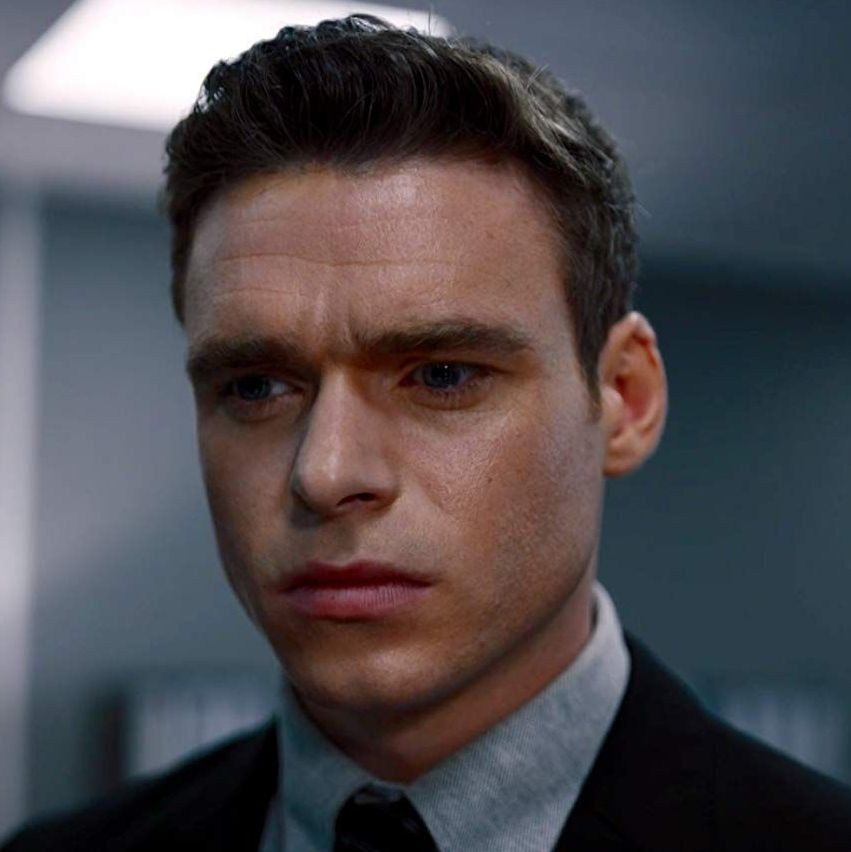 Richard Madden's Ultra-Smooth Shave Is the Sleeper Star of 'Bodyguard'