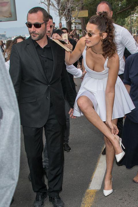 Hot Celebrity Bodyguard Photos
