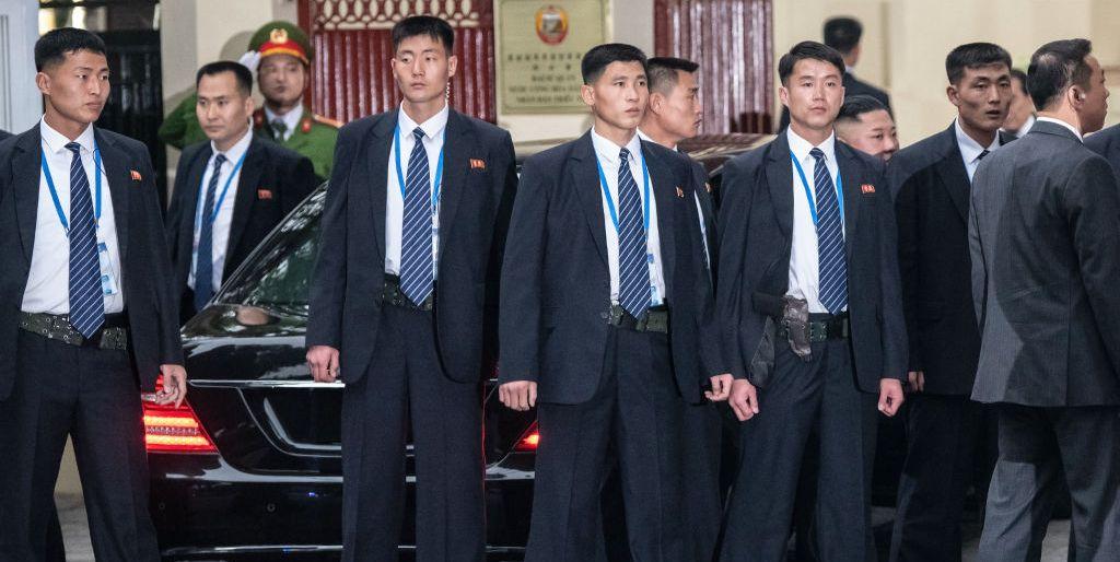 North Korean Leader Kim Jong-un Visits Hanoi Ahead Of The U.S.-DPRK Summit