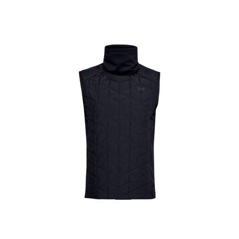 under armour hardloopbodywarmer bodywarmer vest hardloopkleding zwart