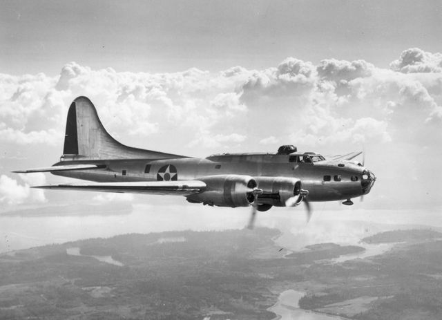 You Can Buy This Extremely Rare World War II-Era B-17 Bomber