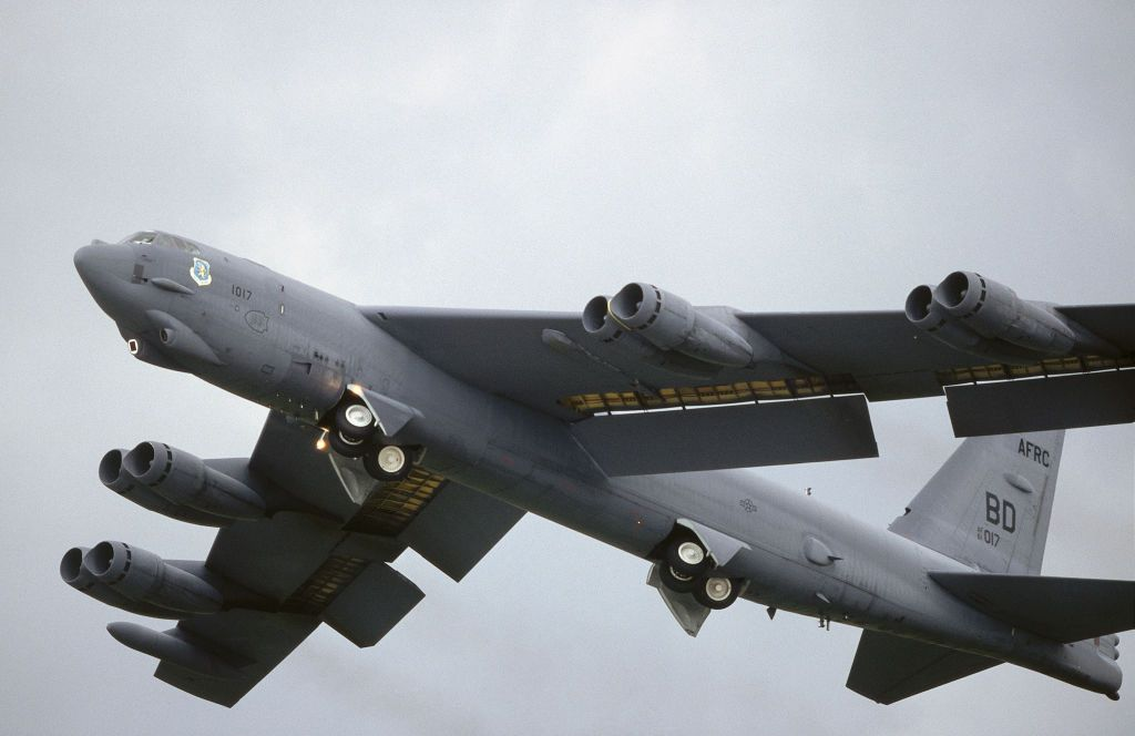 What Old Warplane Will Become the USAF's New 'Flying Arsenal'?