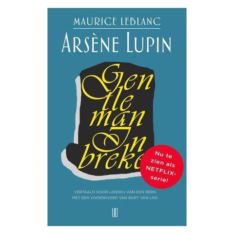 boek arsène lupin, gentleman inbreker