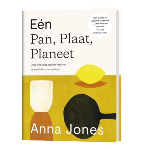 boek één pan, plaat, paneet