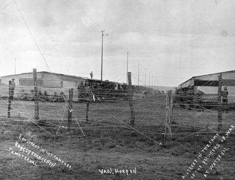 Boer War Camp