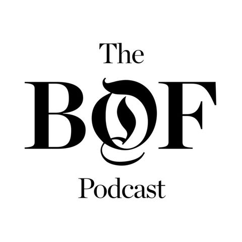 Logo van BOF Podcast