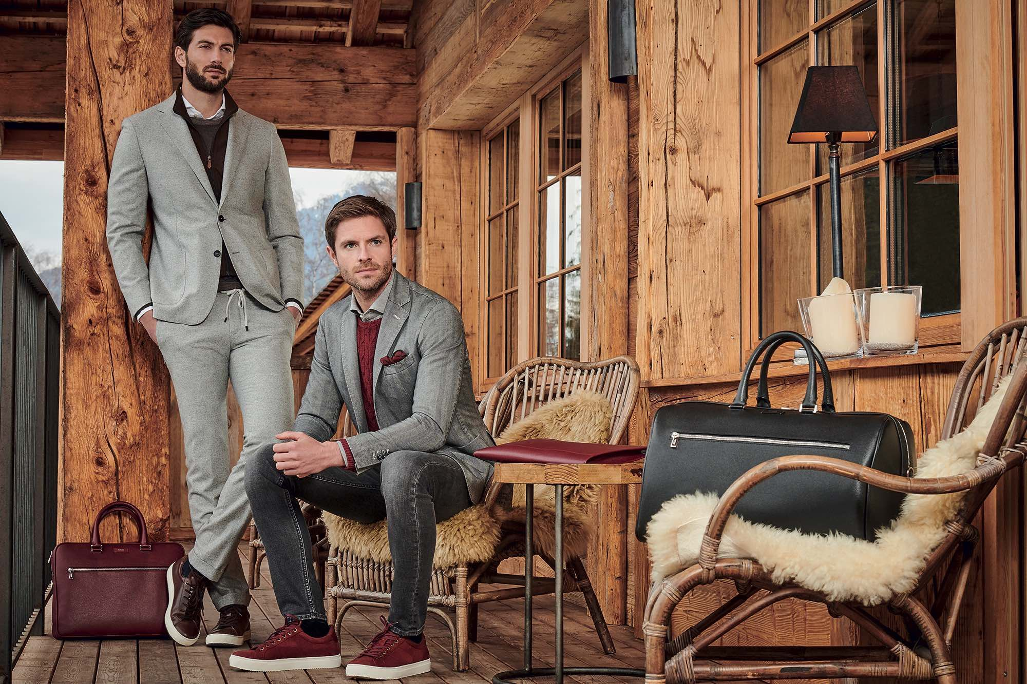 Il Gentleman 'spontaneo' di Boggi Milano COLLEZIONI
