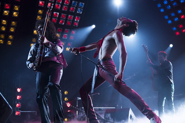 'Bohemian Rhapshody' es el biopic musical mas taquillero
