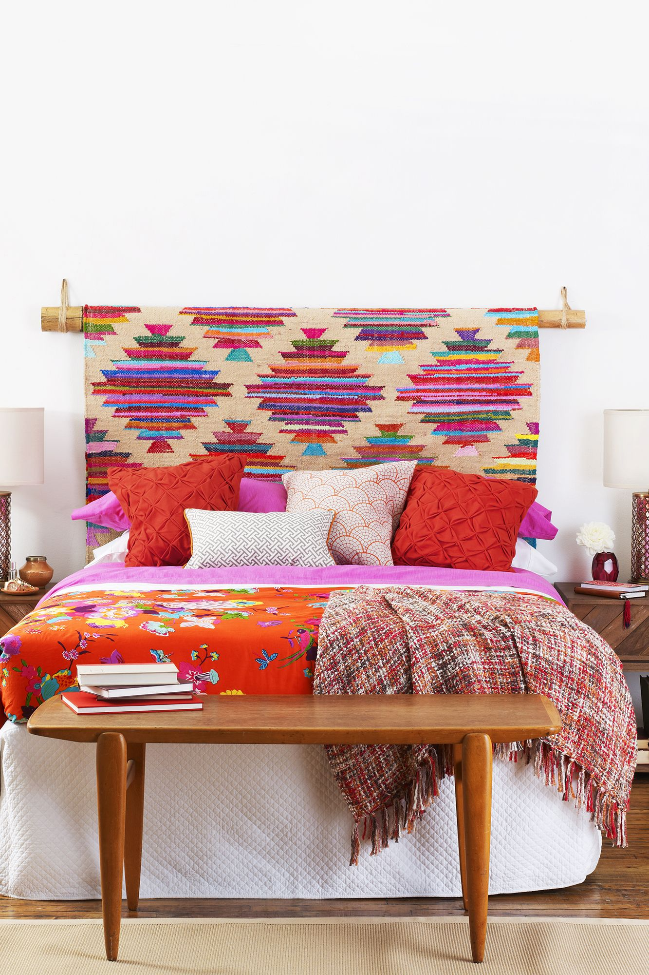 13 Boho Bedroom Ideas Decorating A Bohemian Bedroom On A Budget