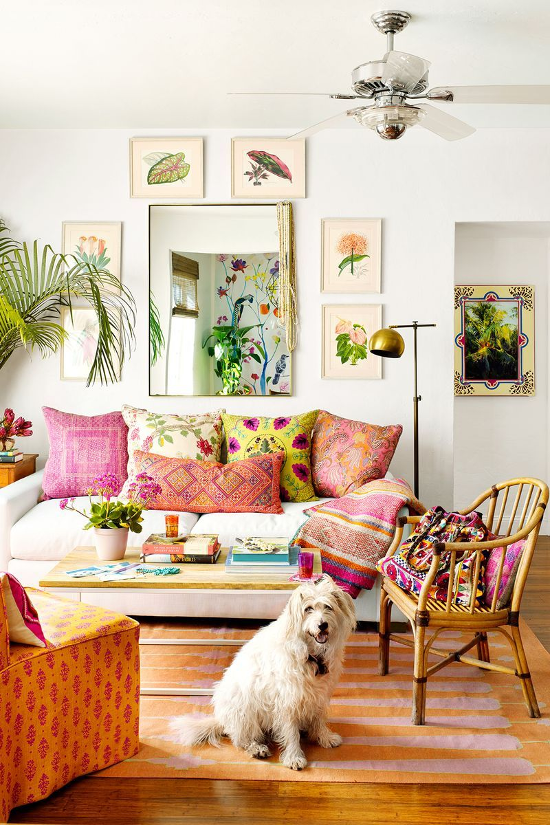 12 Inspiring Boho Living Room Ideas Bohemian Living Room Decor Inspiration