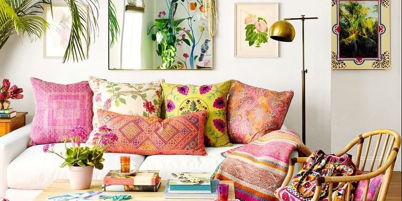 12 Inspiring Boho Living Room Ideas