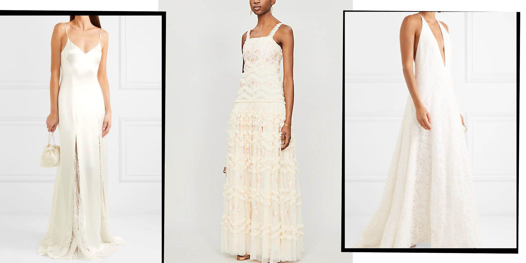 20 Boho Wedding Dresses For The Bohemian Bride