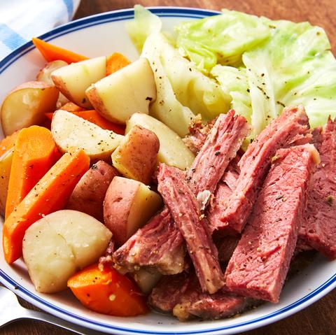 Boiled Dinner - Delish.com