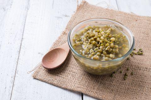 無糖綠豆湯減肥