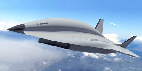 boeing hypersonic concept