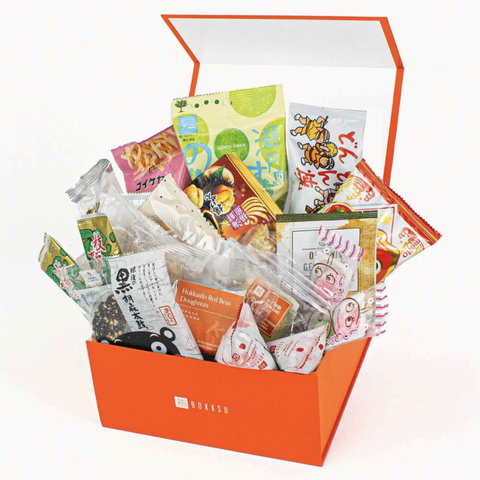 japanese snack box