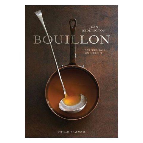 kookboek bouillon naar soep, saus en gerecht
