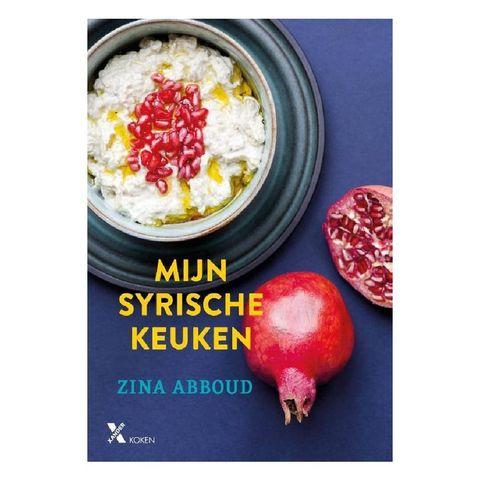 kookboeken receptenboek midden oosten arabisch kookboek mijn syrische keuken mp