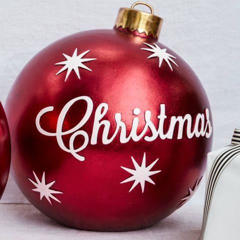 Bola de Navidad XXL