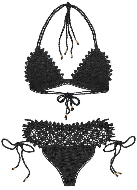 costume nero bikini tendenza moda estate 2020 bolami