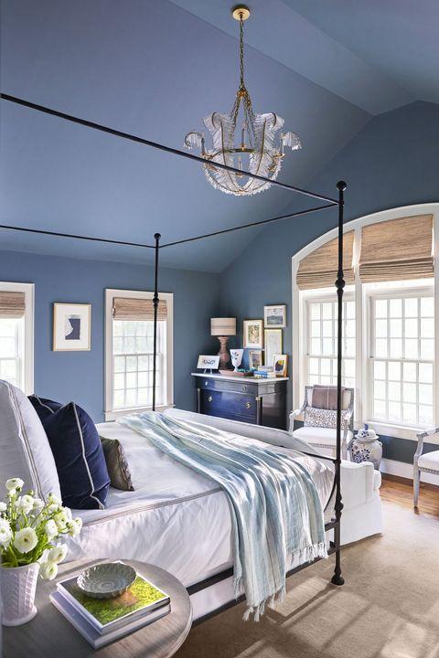 16 Best Blue Paint Colors - Blue Paint Colors for Your Bedroom