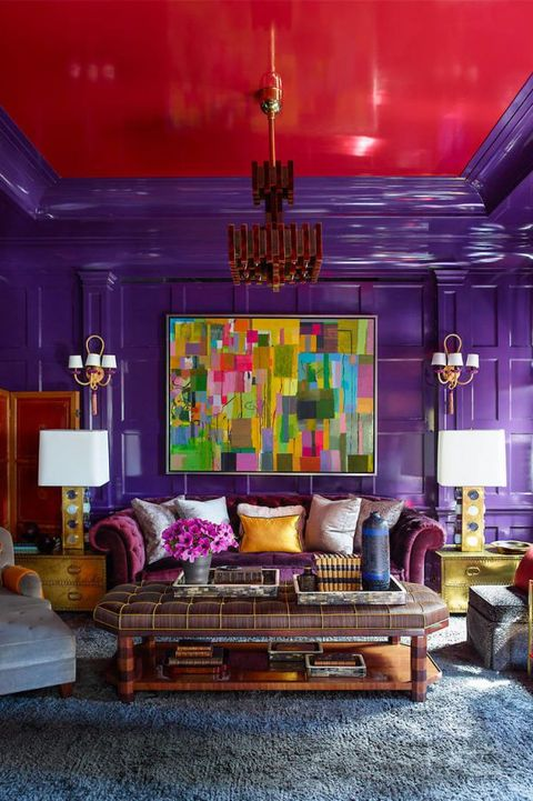 10 Best Purple Paint Colors For Walls Pretty Purple