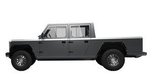 Bollinger Motors B2 Electric Pickup