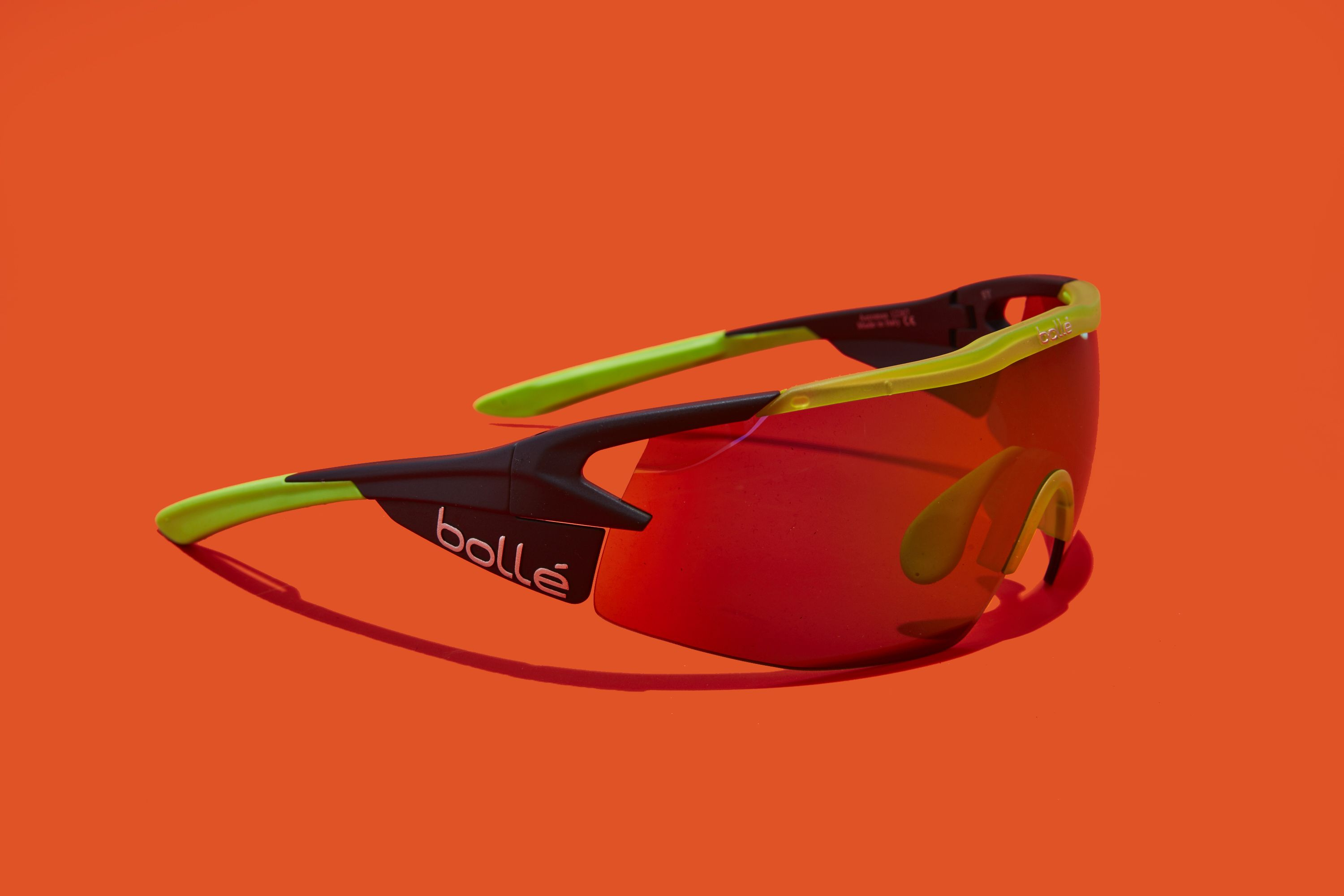 4be9cd7b0b The Bollé Aeromax Sunglasses Seamlessly Transition from the Bike to a Run