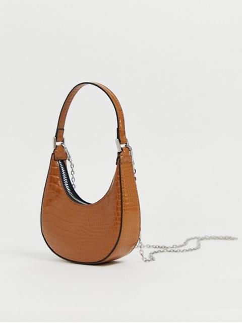 Handbag, Bag, Hobo bag, Tan, Brown, Shoulder bag, Fashion accessory, Leather, Beige, Strap,