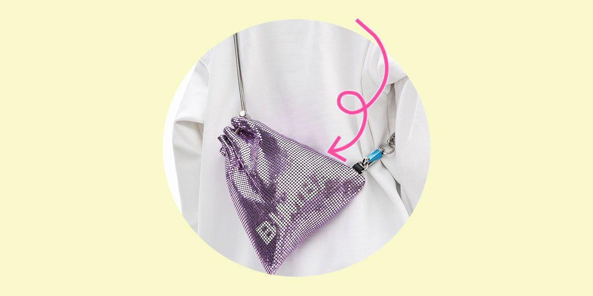 El bolso de lentejuelas de Bimba y Lola que está pidiendo a gritos fiesta y verano