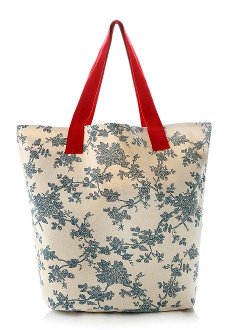 bolso diez minutos flores