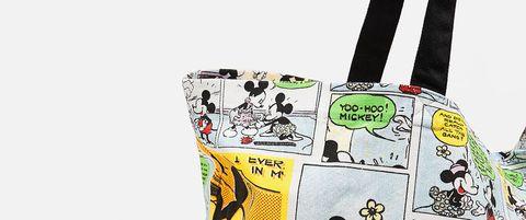 Bolsos Zara Mickey Mouse