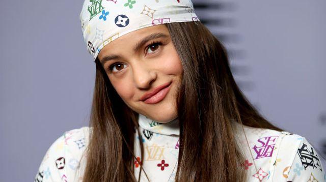 rosalía, en una foto de archivo