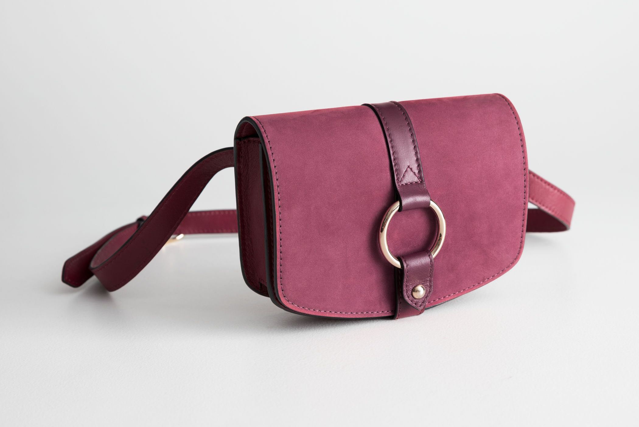 bolso rosa& other stories