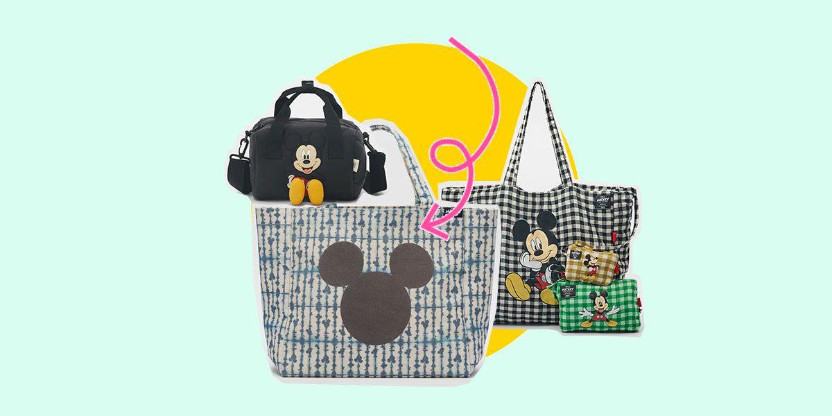 Zara tiene los tres bolsos que van a amar las del #TeamMickeyMouse