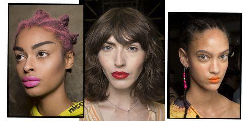 Statement Lips 2019 Makeup Trend