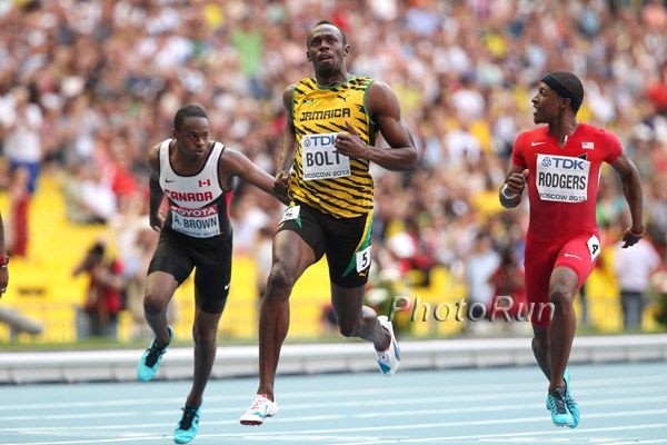 Ultimate 100-Meter Time: 9 27 Seconds? | Runner's World