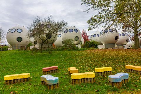 casas experimentales bolwogingen holanda