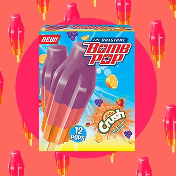 bomb pop crush popsicles