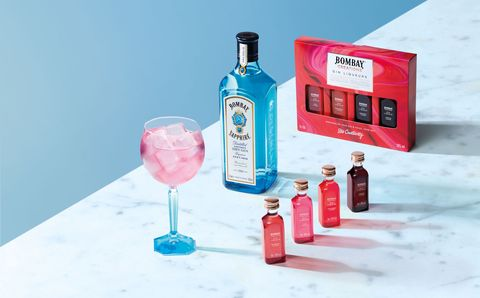 Bombay Sapphire new gin liqueurs