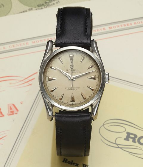 Rolex Oyster Perpetual Bombay Lugs