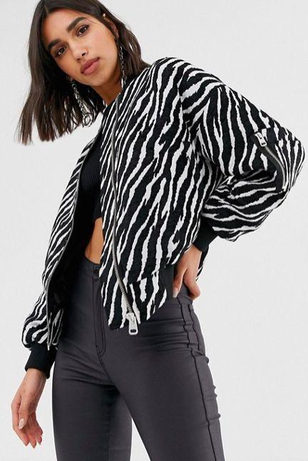 Bomberjack zebra