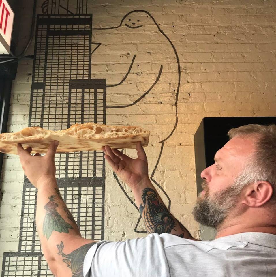 Gabriele Bonci: chi è il re della pizza al taglio