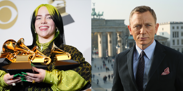 Daniel Craig Had The Final Say Over Billie Eilish's 'No Time To Die' Song