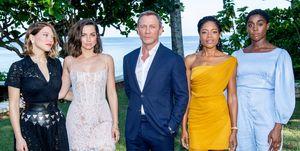 Bond 25 presentara a la primera 007 negra