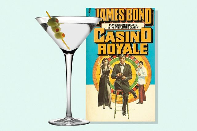 bond drinks